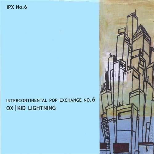 Ox Kid Lightning Intercontinental Pop Exchange