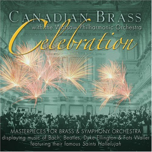 Canadian Brass Celebration Debski Warsaw Po