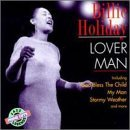 Billie Holiday Lover Man