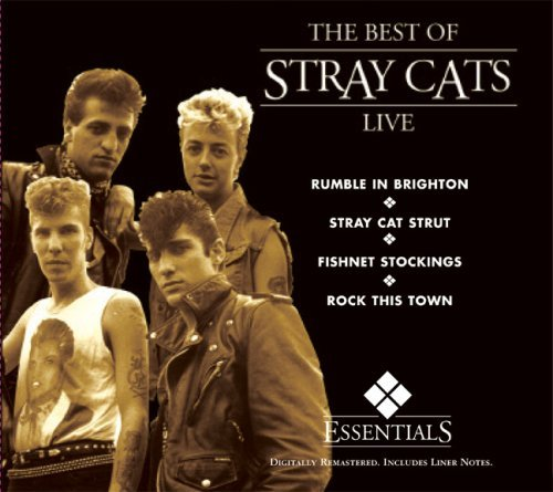 Stray Cats Live Digipak