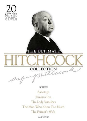 Ultimate Hitchcock Collection Hitchcock Alfred Nr 6 DVD