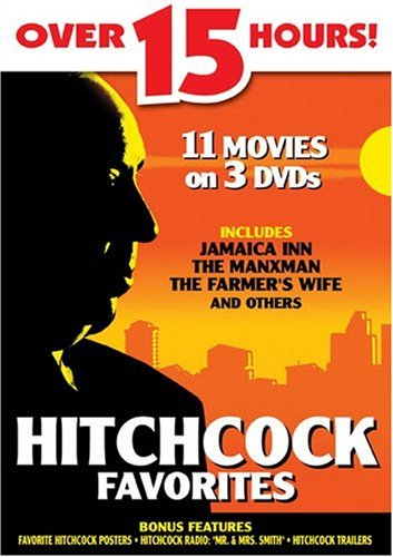 Hitchcock Favorites Hitchcock Favorites Nr 3 DVD Set