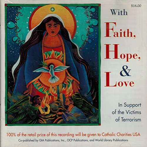 With Faith Hope & Love In Support Of The Victims Of Terrorism
