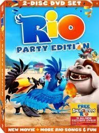 Rio Rio Party Edition