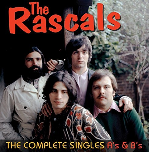 The Rascals The Complete Singles A's & B's 2 CD