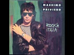 Massimo Priviero Rock In Italia