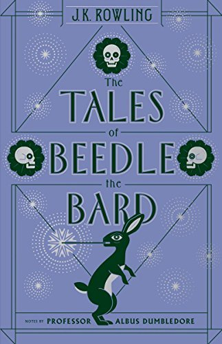 rowling-j-k-granger-hermione-trn-dumbledor-the-tales-of-beedle-the-bard-tra