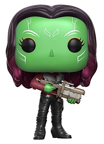 Funko Pop Gamora Guardians Of The Galaxy Vol. 2