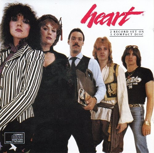 Heart Greatest Hits Live