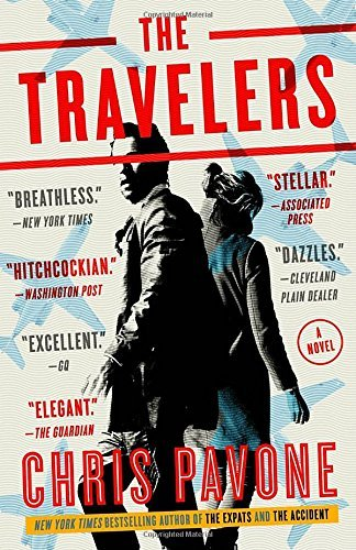 Chris Pavone The Travelers