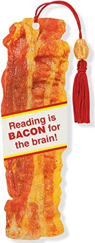 Peter Pauper Press Bacon Beaded Bookmark