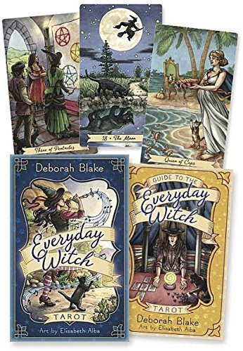 Deborah Blake Everyday Witch Tarot