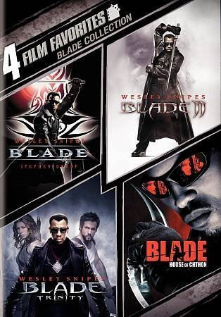 Blade Collection 4 Film Favorites