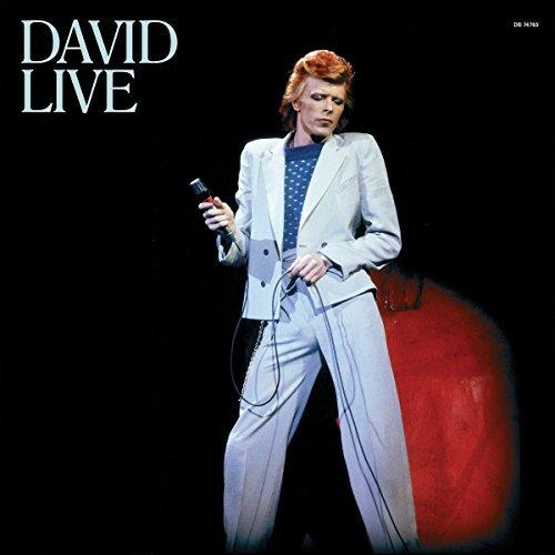 David Bowie/David Live (2005 Mix) (Remastered Version)@3LP