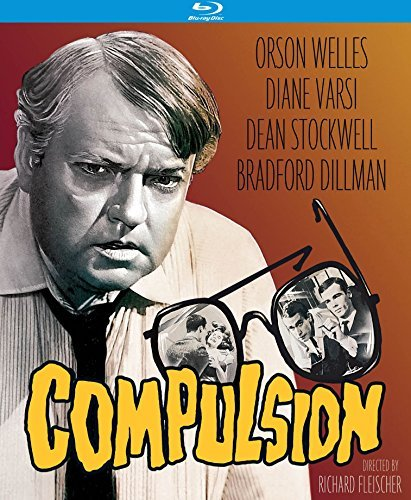 Compulsion/Welles/Stockwell@Blu-ray@Nr