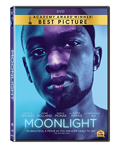 Moonlight Ali Earp Monae Harris Rhodes Holland DVD R