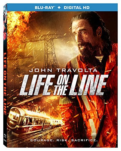 Life On The Line Travolta Bosworth Blu Ray Dc R