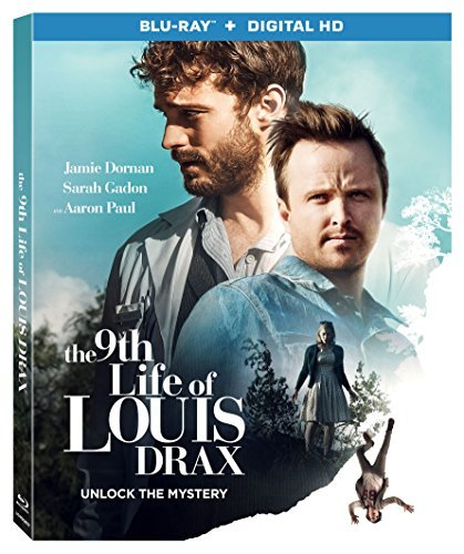 9th Life Of Louis Drax Paul Dornan Blu Ray Dc R