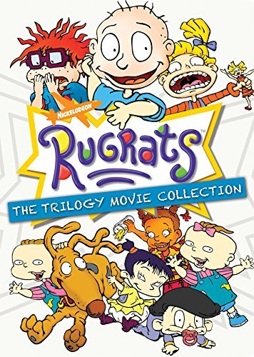Rugrats Trilogy DVD