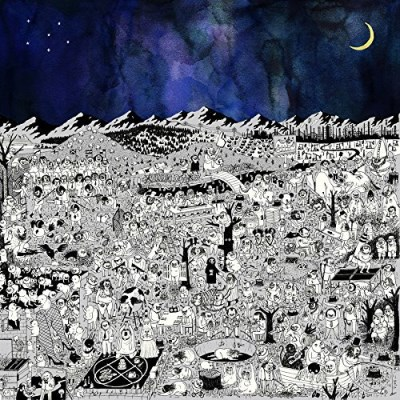 """Father John Misty/Pure Comedy (aluminum/copper colored vinyl)@Deluxe Edition with 7""""@2XLP"""