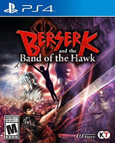 Ps4 Berserk & The Band Of The Hawk