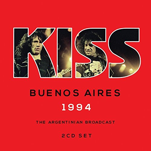 Kiss Buenos Aires 1994