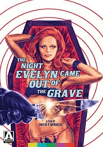 The Night Evelyn Came Out Of The Grave Steffen Malfatti DVD R