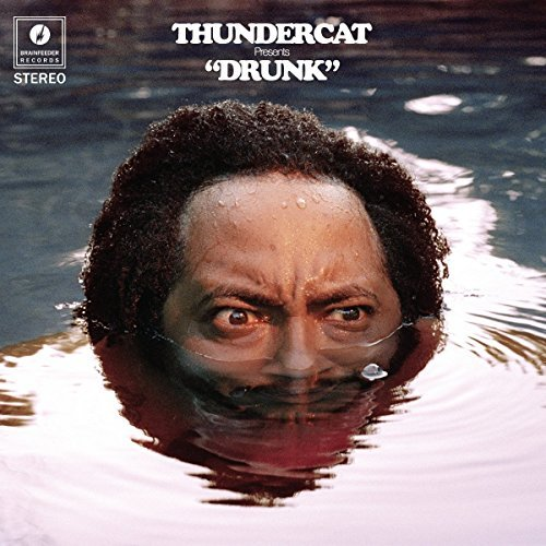 Thundercat Drunk (red Vinyl) 4 X 10""