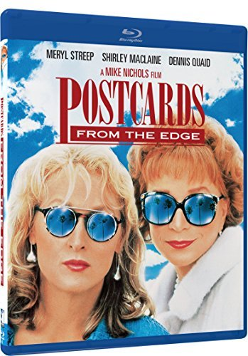 Postcards From The Edge Streep Maclaine Quaid Blu Ray R