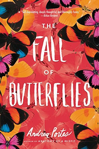 Andrea Portes The Fall Of Butterflies