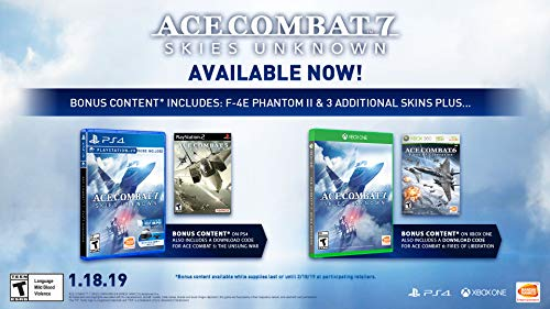 PS4/Ace Combat 7: Skies Unknown