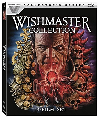 Wishmaster Collection Blu Ray R