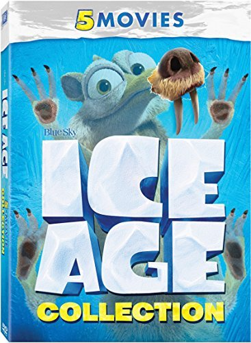 Ice Age 5 Movie Collection DVD Nr