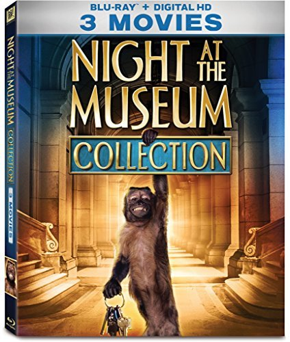 Night At The Museum/3-Movie Collection@Blu-ray@Nr