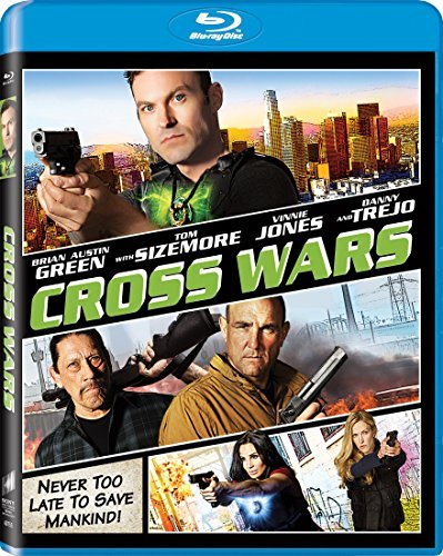Cross Wars Green Jones Sizemore Trejo Blu Ray R