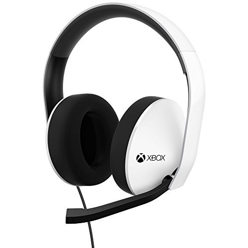 Xbox One Accessory Stereo Headset White