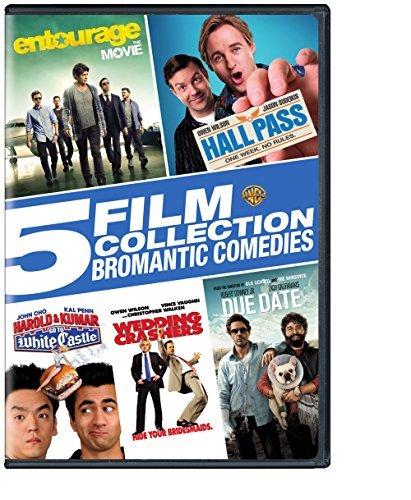 5 Film Collection: Bromantic C/5 Film Collection: Bromantic C