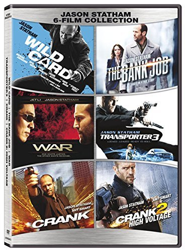 Jason Statham 6 Film Collection DVD