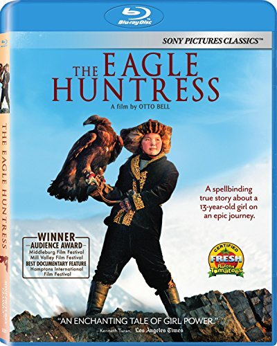 Eagle Huntress Eagle Huntress