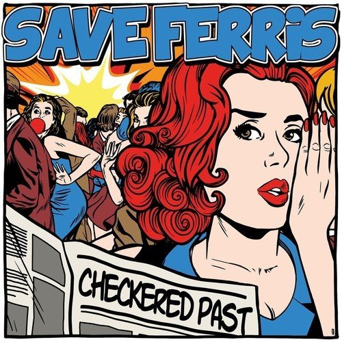 Save Ferris Checkered Past