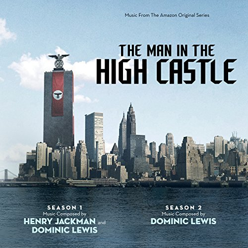 Man In The High Castle Seasons 1 & 2 Soundtrack D.Lewis H.Jackman