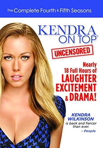 Kendra On Top/Seasons 4 & 5@Dvd