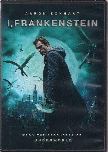 Aaron Eckhardt Bill Nighy Stuart Beattie I Frankenstein (dvd 2014) Rental Exclusive