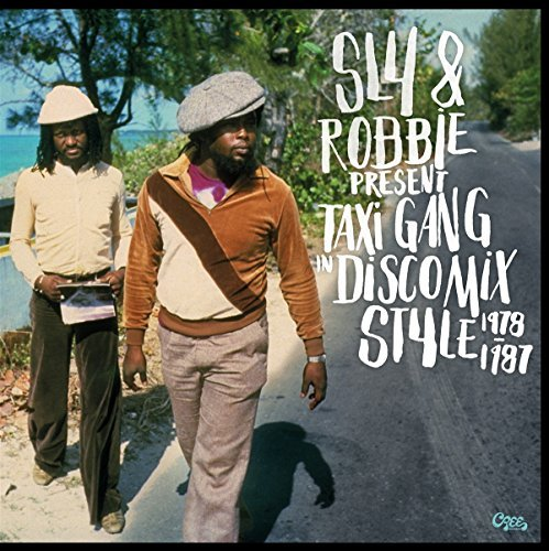 Sly & Robbie Sly & Robbie Present Taxi Gang In Disco Mix Style 1978 95 Lp