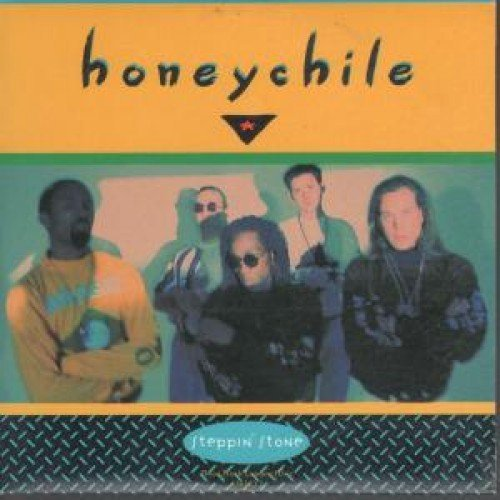 Honeychile Steppin' Stone CD Uk Cbs 1990