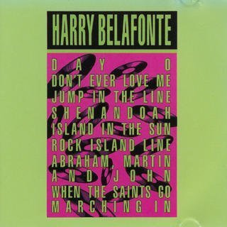 Harry Belafonte Day O & Other Hits