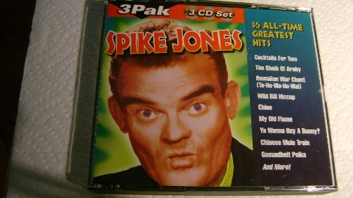 Spike Jones Thirty Six All Time Greatest Hits