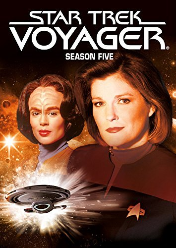 Star Trek Voyager Season 5 DVD