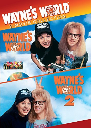 Wayne's World Wayne's World 2 Double Feature DVD