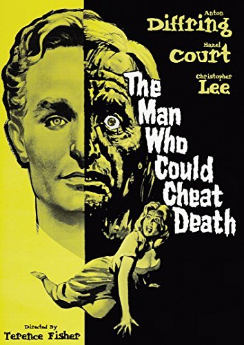 Man Who Could Cheat Death Diffring Court Lee DVD Nr